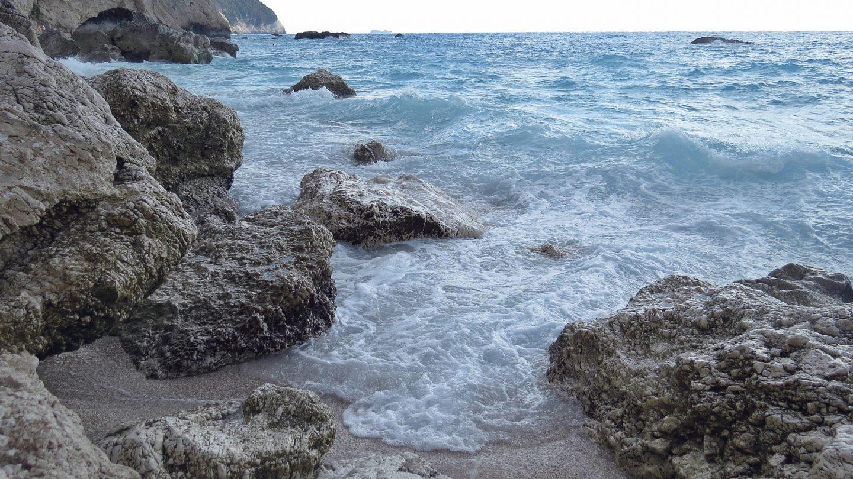 Turquoise Lefkada