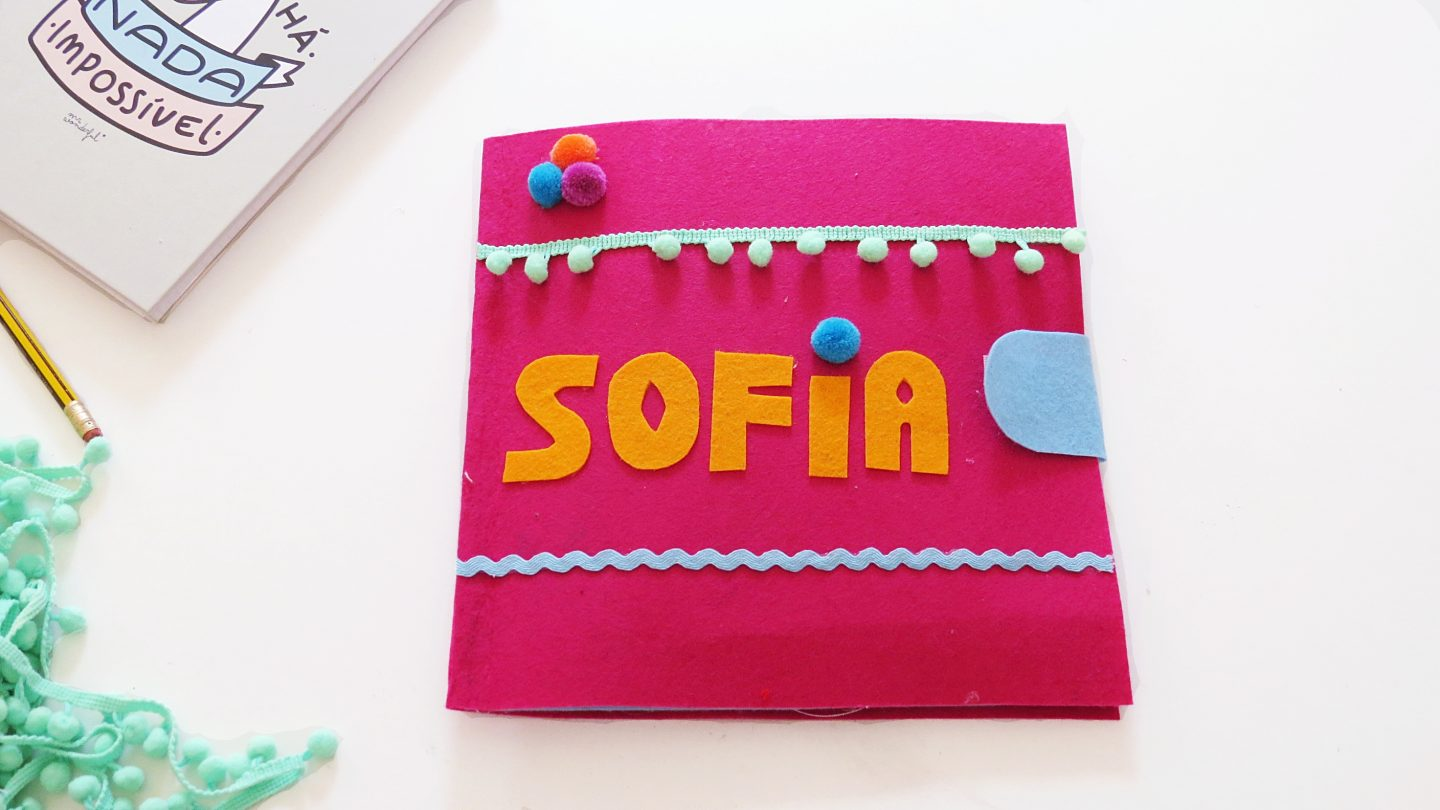 How to make a No Sew QUIET BOOK – Video Tutorial + Patterns